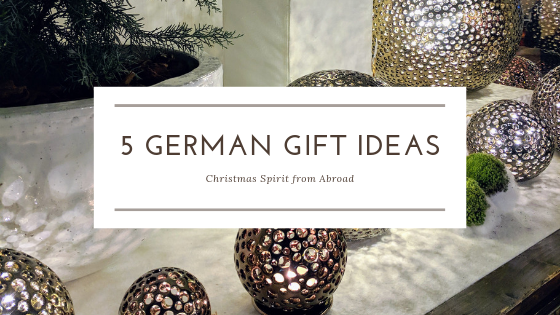 german gift ideas christmas advent germany