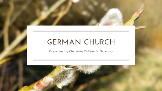 going to church in germany