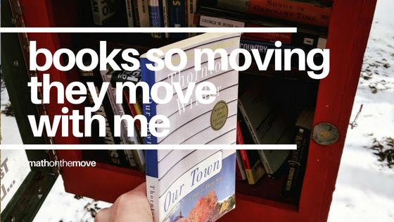 math on the move books so moving