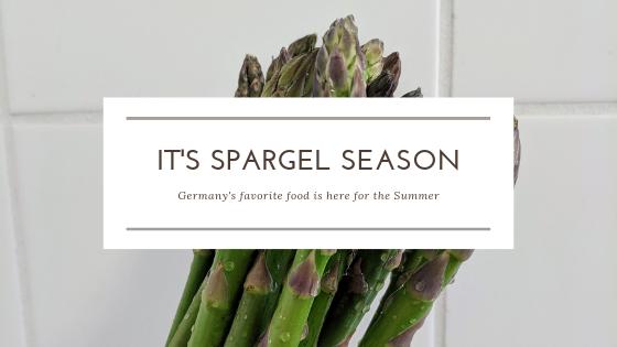 Asparagus Spargel Germany mathonthemoveblog recipe food