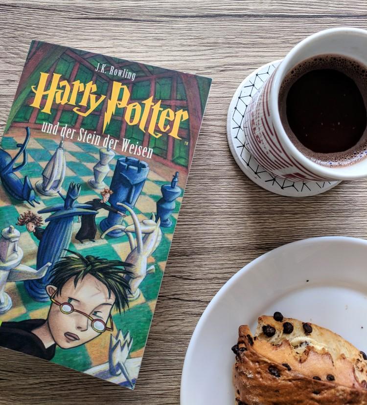 recognizing fluency language learning harry potter german english