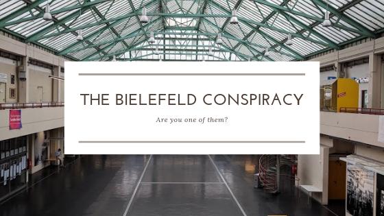 Bielefeld conspiracy germany