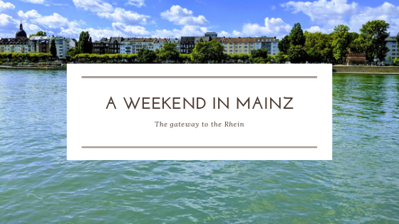 weekend in mainz germany