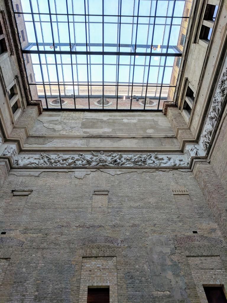 Neues Museum mathonthemoveblog weekend berlin Museum island
