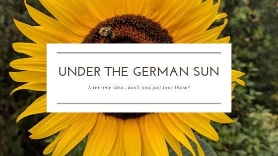 under the german sun